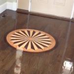Wood Inlay Installation Suffolk County