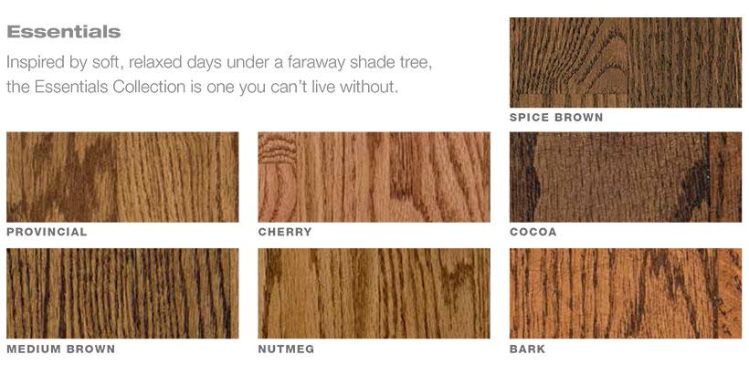 Hardwood Flooring Stains
